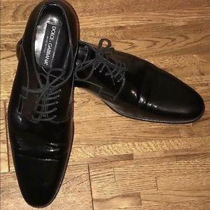 Dolce & Gabbana Shoes derby black 9.5